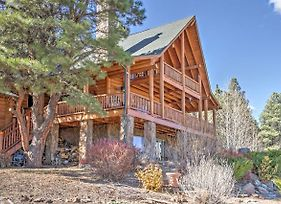 Rustic Cabin With Decks, Alpine Views And Pool Table! photos Exterior