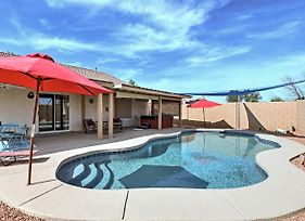 Stress-Free Casa Grande House With Pool And Hot Tub! photos Exterior