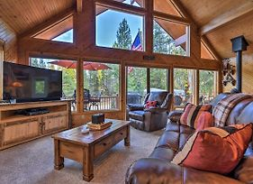 Cozy Grand Lake Home With Game Room And Fire Pit! photos Exterior