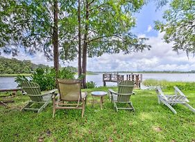 Lakefront Home With Dock - 7 Miles To Downtown! photos Exterior