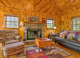 Secluded Cabin Between Boone And Blowing Rock! photos Exterior