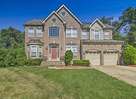 Family Home W/ Pool Access+Grill, 15 Mi To Dc photos Exterior