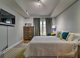Modern Condo With Private Balcony Less Than 13 Miles To Nyc! photos Exterior