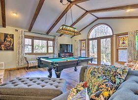Private Blue Ridge Retreat - Hot Tub And Pool Table! photos Exterior