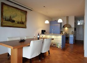 Vintage Apartment In South Holland With Sea View photos Exterior