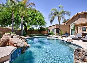 Phoenix House W/ Private Heated Saltwater Pool! photos Exterior