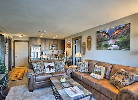 Slopeside Granby Condo By Skiing And Mtn Biking! photos Exterior