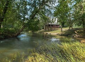 ?The Mill House? - Ooltewah Creekfront Cabin!? photos Exterior