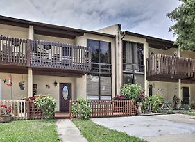 Updated Cape Canaveral Townhome, Walk To The Beach photos Exterior
