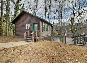 Cozy Heber Springs Cabin With Deck And Dock! photos Exterior