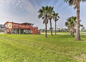 Surfside Beach Home With Large Deck, 1 Block To Beach photos Exterior