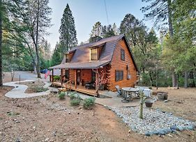 Secluded Log Cabin Studio Apt In Grass Valley photos Exterior