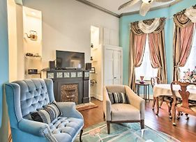 Historic Apt W/ Courtyard Off St Charles Ave! photos Exterior