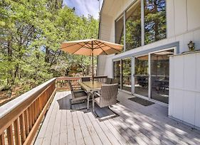 Spacious Mountain Retreat - 8 Mi To Lake Arrowhead photos Exterior