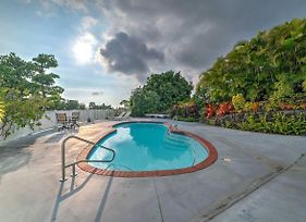 Kailua-Kona Apartment W/ Garden - Close To Beaches photos Exterior
