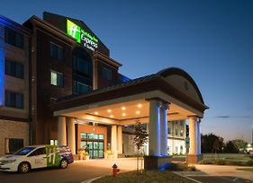 Holiday Inn Express & Suites Kansas City Airport photos Exterior