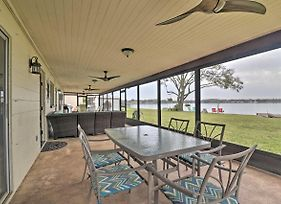 Family Home On Bellows Lake, Mins To Dt Tampa photos Exterior