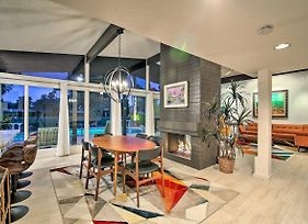 Poolside Oasis On Tahquitz Creek Golf Course! photos Exterior