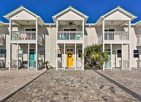 Updated Abode With Yard, Walk To Mexico Beach! photos Exterior
