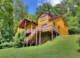 Mystical Creek Pool Lodge #600 By Aunt Bug'S Cabin Rentals photos Exterior