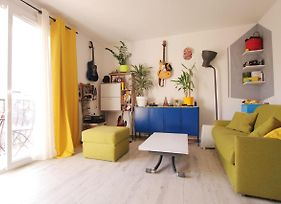 Sunny Apt With Balcony In The Centre Of Marseille photos Exterior