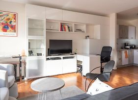 Beautiful Bright Apartment Quai De Seine photos Exterior