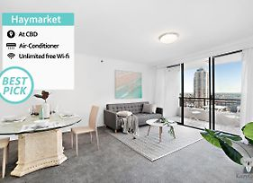Prime Location Sydney Cbd New Designer 1Bed 6A photos Exterior