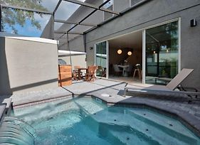 Modern Bargains - Le Reve - Beautiful Relaxing 4 Beds 3.5 Baths Townhome - 6 Miles To Disney photos Exterior