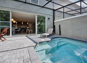 Luxury On A Budget - Le Reve - Welcome To Contemporary 4 Beds 3.5 Baths Townhome - 6 Miles To Disney photos Exterior