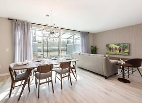 Modern Bargains - Le Reve - Feature Packed Contemporary 4 Beds 3.5 Baths Townhome - 6 Miles To Disney photos Exterior