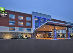 Holiday Inn Express And Suites Parkersburg East photos Exterior