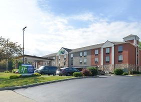 Holiday Inn Express Hotel & Suites Dayton-Huber Heights photos Exterior