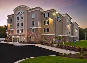 Candlewood Suites Tupelo North photos Exterior