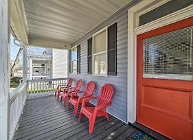 Renovated Historic Home Less Than 2 Mi To Downtown! photos Exterior