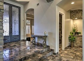 Luxe Chandler Retreat: Pool, Grill, Game Room photos Exterior