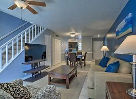 Townhome 4 Miles From Busch Gardens Tampa Bay photos Exterior