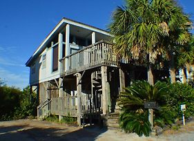Rustic Beach Cottage In Seagrove! Directly Across The Street From The Beach photos Exterior