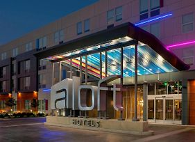 Aloft Reno-Tahoe International Airport photos Exterior