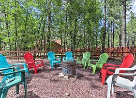Central Pinetop Getaway - Golf, Hike And Ski Nearby! photos Exterior