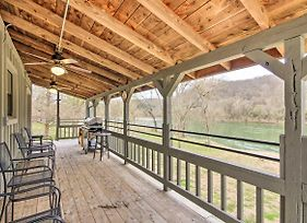Mountain View Getaway With Boat Ramp On White River! photos Exterior