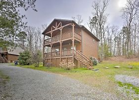 Cloudland Cabin With Serene Views Of Lookout Mtn! photos Exterior