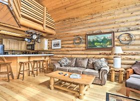 Rustic Jackson Hole Abode With Snow King Views! photos Exterior