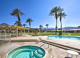 Indian Wells Condo With Mtn View, Patio And Pool Access photos Exterior