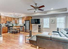 Upscale Home Near Harbor W/2Cargarage&Rooftopdeck photos Exterior