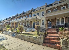Washington, D.C. Home, 4 Mi To National Mall! photos Exterior