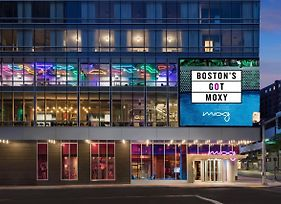 Moxy Boston Downtown photos Exterior