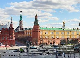 Apartments With Views Of The Moscow Kremlin photos Exterior