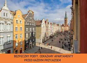 Vintage Apartment Gdansk Old Town By Renters photos Exterior