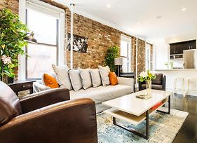 Delightful & Bright East Village 2 Bedroom Flat photos Exterior