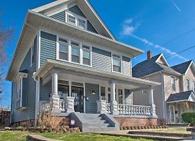 Central Indy Townhome ~1 Mi To Dtwn Sights! photos Exterior